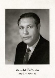 Arnold Batavia 1969-71
