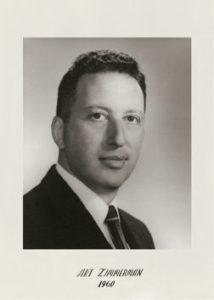 Arthur Zimmerman 1960