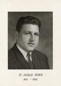 Dr Charles Reach 1961-63
