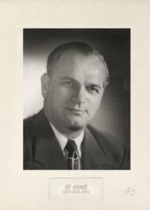 Ed Kraus 1939-41