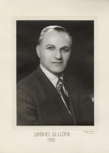 Gabriel Lizer 1951