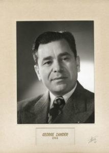 George Zander 1944