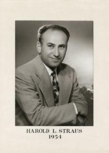 Harold Straus 1954