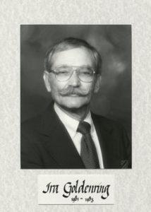 Ira Goldenring 1981-83