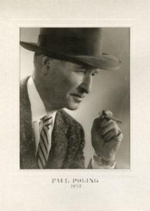 Paul Poling 1957