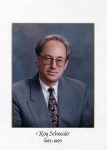 Roy Schneider 1993-95