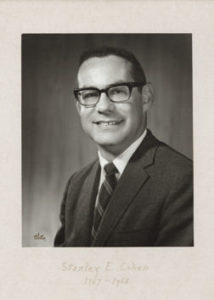 Stanley Cohen 1967-69