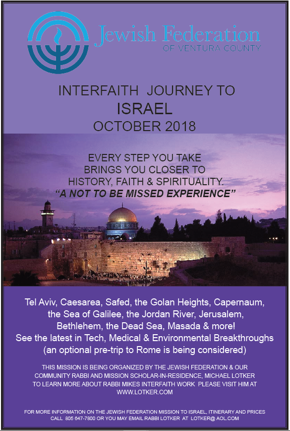 Trip to Israel Poster