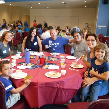 First Day of Torah School Breakfast