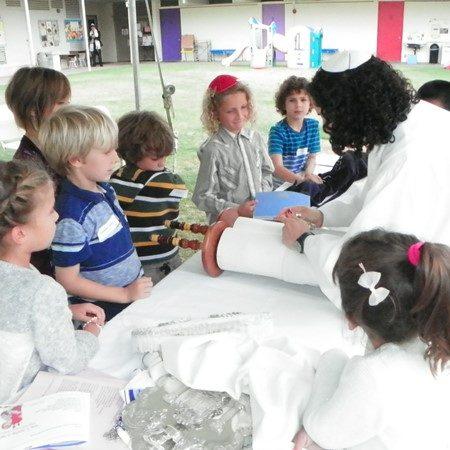 Children's Yom Kippur Torah Service