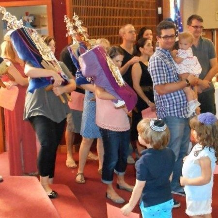 Hebrew Naming Ceremony