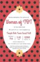 Sisterhood Shower, Oct 21