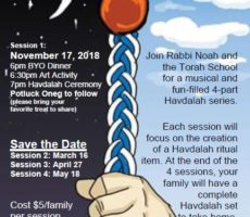Havdalah Series mini
