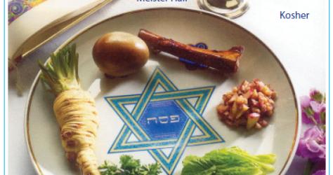 Senior Passover Seder 2019