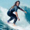 Cal Girl Surfing1
