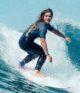 Cal Girl Surfing(2)