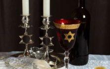 jewish-ritual-dinner-table-shofar