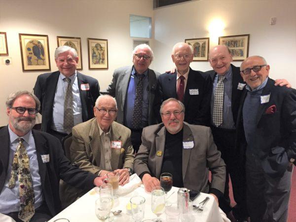 Temple Beth Torah at MRJ Dinner Photo 2018