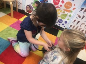 Preschool Learns about health care