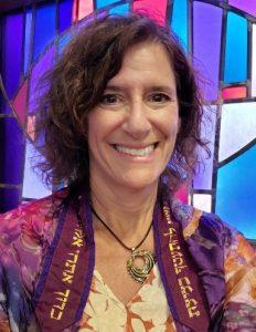 Rabbi Lisa Hochberg-Miller Portrait